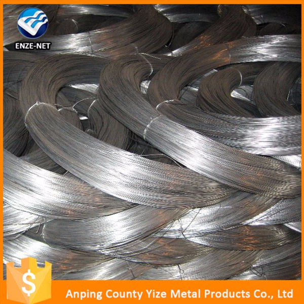 Good manufacturer zinc coated / zinc plated / gi stay wire for sale