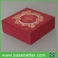 Handmade Wedding Door Gift Box Packaging