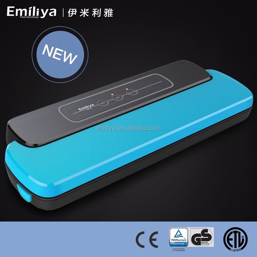 Smart Vacuum sealer, vacuum sealing machine,plastic bag food vacuum sealer