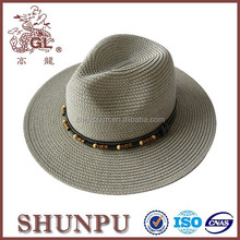 2016 Fashion men's fedora snapback customized hats