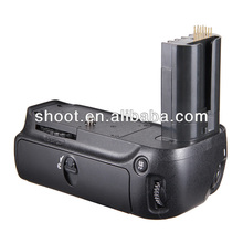 Holder professional camera for Nikon D80 D90 replace MB-D80 battery grip