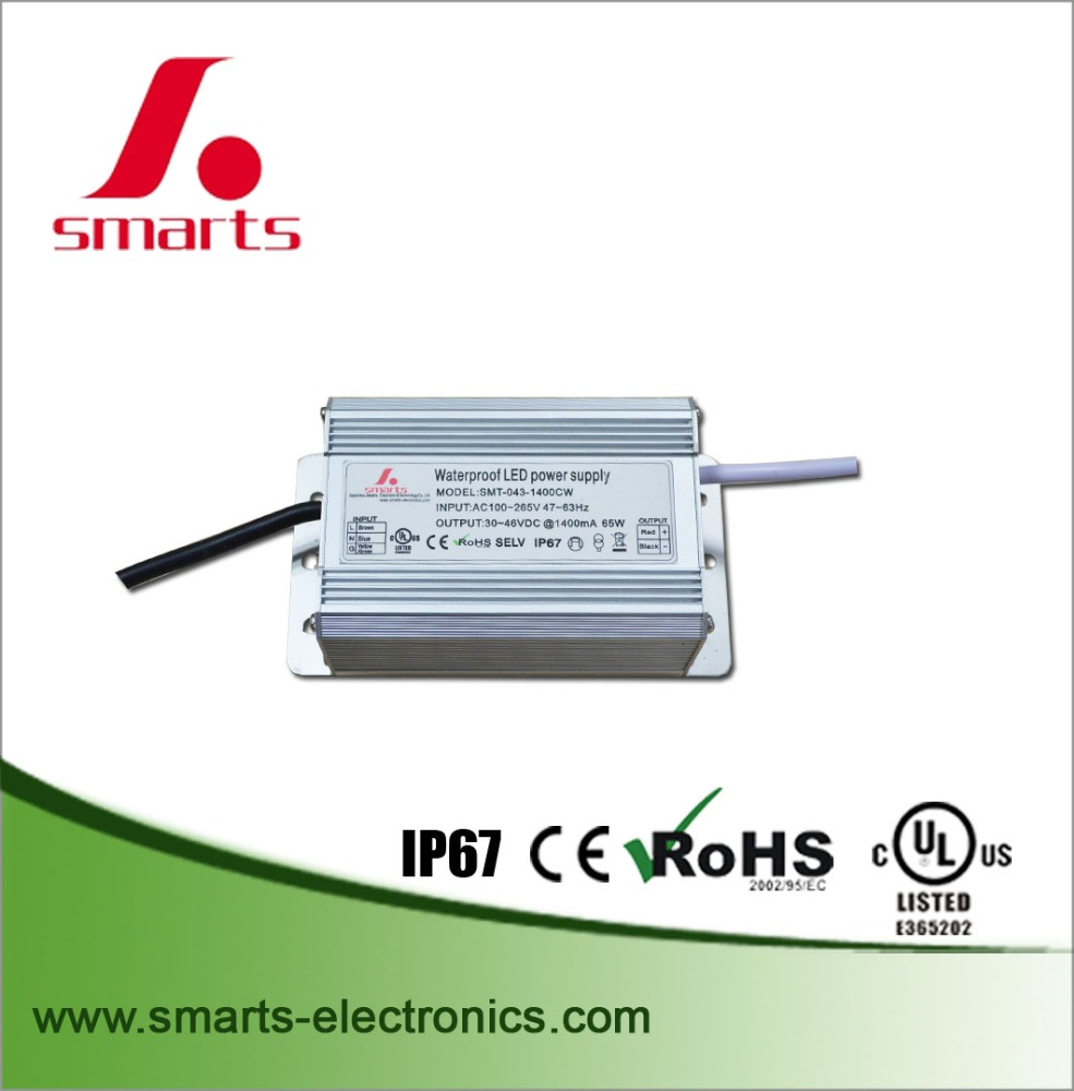 1400mA 35w power transformer constant current led driver