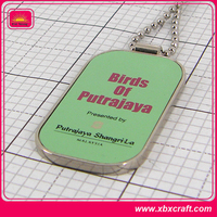 custom name dog tags made in china