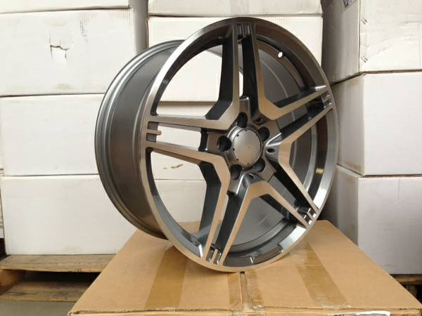 IPW W826 17/18/19 Inch Aluminum Alloy Wheel Rims Fit Mecerdes