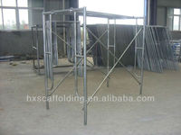 ADTO steel walk through frame system scaffold for construction