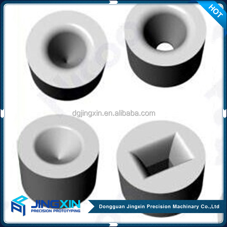 Jingxin OEM Customized Supply CNC Machining Tungsten Carbide Grinding Machine Parts