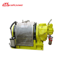 10t Air Winch For Boat Ship