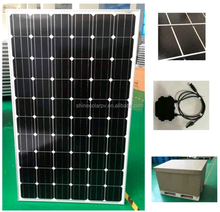 A grade cell 25 year warranty 250W 260W 270W cheap monocrystalline solar panel price