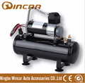 12V Car metal Air Supension compressor With tank