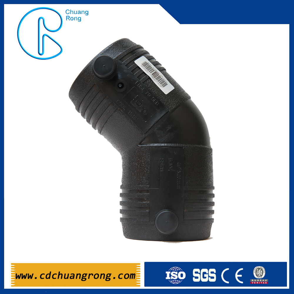 Plastic pipe elbows with high quality(bend)