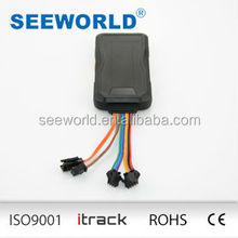 gps tracker free web server