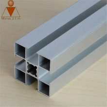 electrophoresis coating industrial material application U channel aluminum profiles