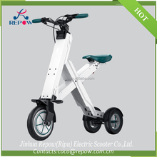 Light Weight Mini Foldable Scooter/ 3 Wheel Electric Scooter/foldable electric bicycle