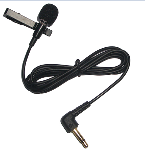 HOT Manufacture Lapel Microphone,Noise Reduction Mic, Outdoor & Indoor Compact Mic
