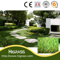 Plastic Grass Mat, Garden Landscaping Grass, Thick Artificial Grass