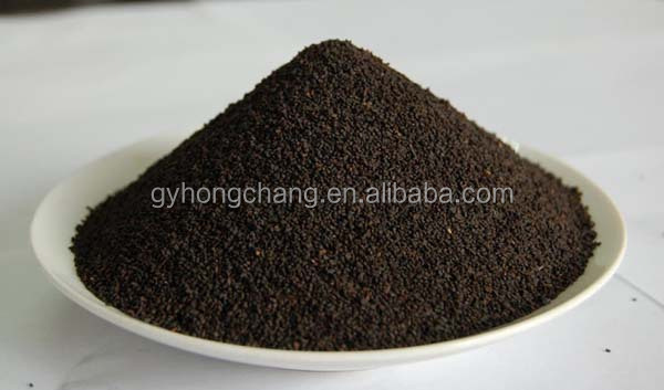 sand filter media manganese sand for water treatment