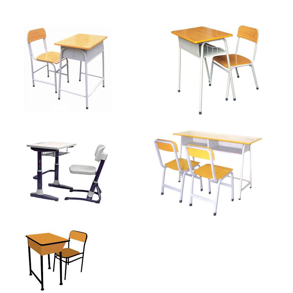 Enfants chaise d 39 cole et table utilis pupitre d 39 colier for Mobilier bureau etudiant