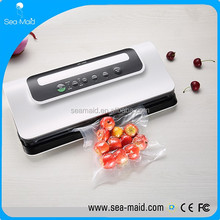sea-maid OEM service portable household mini food sealer plastic vacuum packaging machine