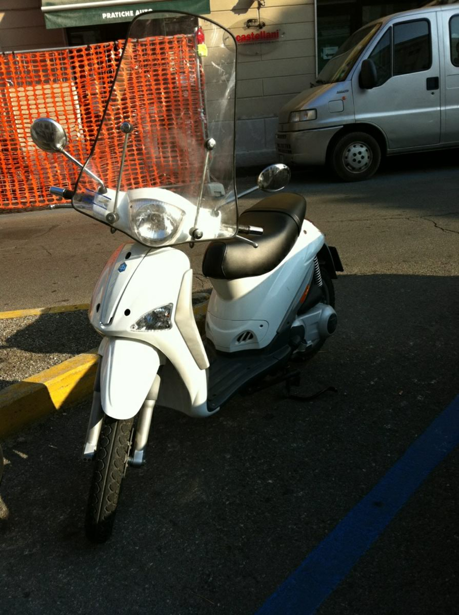Used Piaggio Liberty 125 Urban