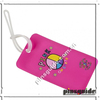 Wholesale Wedding Giveaways PVC Cute Travel Luggage Tag With Your Own Design