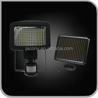 Hot selling solar led motion sensor activated outdoor light (JL-3538)