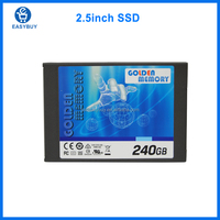 laptop 2.5 hard drive 8gb sata ssd solid state disk sata 2 interface Golden Memory s100 hardisk hardrive storage