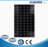 Solar Pannel Factory Offer 300W Mono Poly Solar Panel Modules