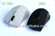 2012 colourful wireless mouse computer accessories