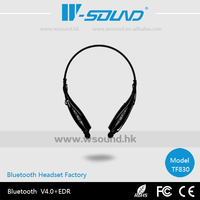 New products 2014 High end 4.0 module wireless stereo hd player wifi bluetooth headphone