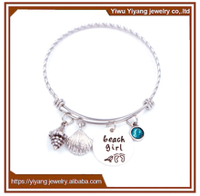 2017 Trending Products Fashion Jewelry Top Selling Beach Girl Bracelet