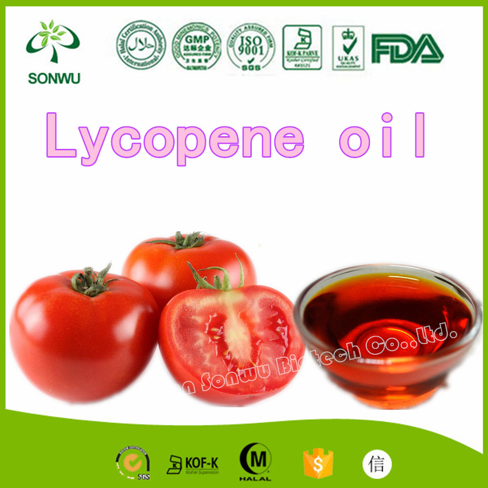 Best price tomato lycopene powder and oil