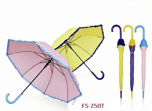 PN umrella factory Straight long hook handle high quality monogrammed sun and rain big promotion umbrella