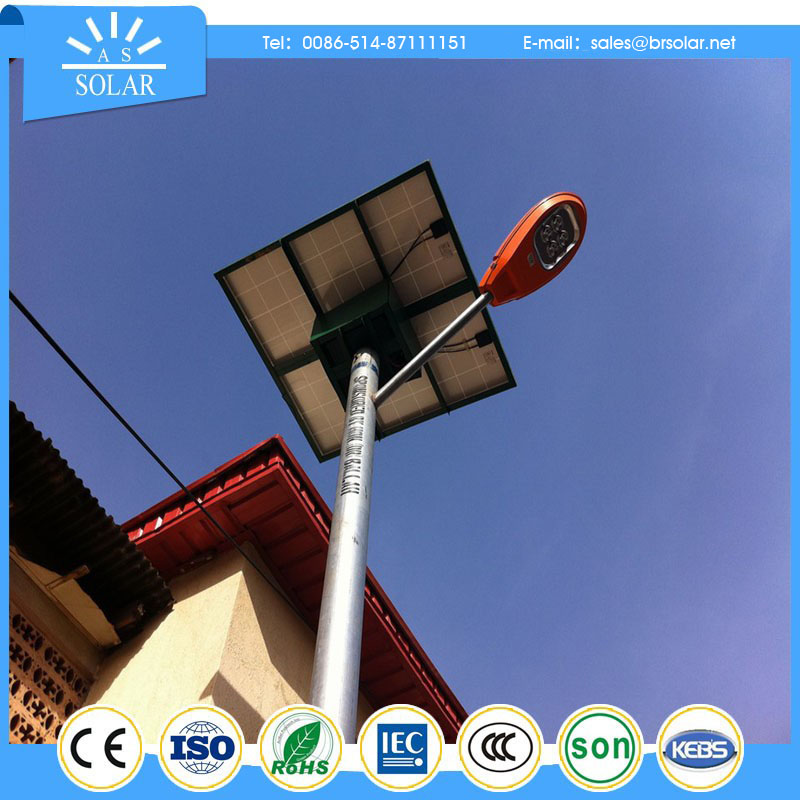 attractive solar street wall light led