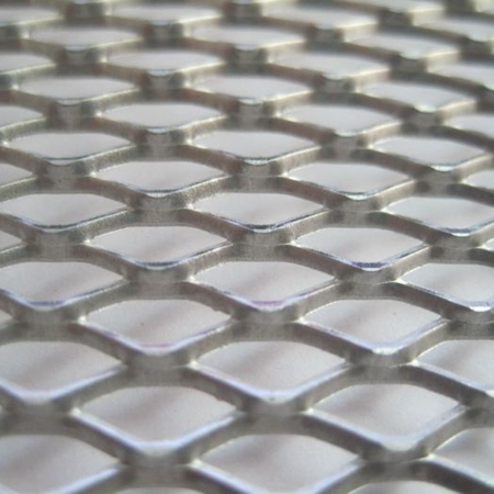 concrete reinforcing mesh expanded metal( Anping factory )