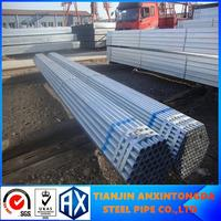 2016 hot sale galvanized steel pipe bending for shipbuilding at lowest price galvanized steel pipe price