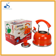 home appliances stainless steel mini enamelware kettle 0.5L