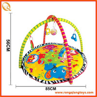 Hot sale plush baby folding play mat FN7519812-2