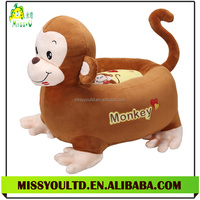 Cute Monkey Cheap Single Sofa