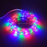 hot sell SMD5050 18lm per led strip, IP67 RGB 100m/roll led flexible