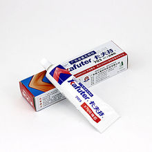 Kafuter K-703 Glue for CPU 704 Silicone Rubber Sealant Silicone Glue for Electronic Component