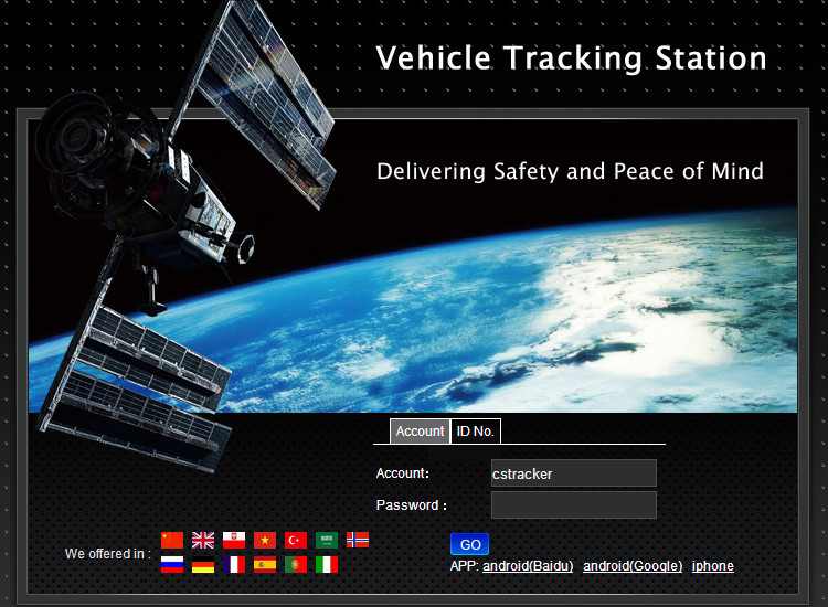 Accurate Vehicle GPS Tracker Manual GPS Tracker With Tracking System APP