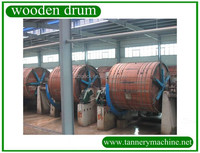 leather process cow skin drum heads for tannery machine