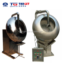 Chocolate coating machine for coveing nuts /chocolate /candy