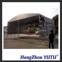 TLP0161steel frame truck canopy/storage shelter canopy for sale