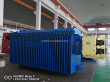 mine-used flameproof explosion mobile substation