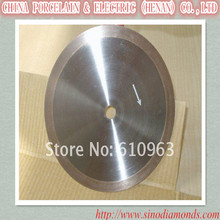 premium chip free cutting glass diamond disc for glass cutting