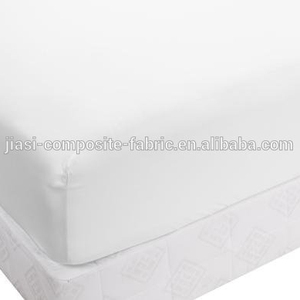 Top selling Anti-Dustmite Waterproof Bed Bug mattress encasement and mattress protector cover with zipper