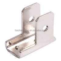 OEM high precision stainless steel l shape bracket