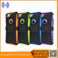 Stand Shockproof Mobile Phone Protector Case For Iphone 7 Case Armor