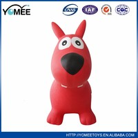 High Quality Continued Selling Kids Toy Big Animal Inflatable Hopper
